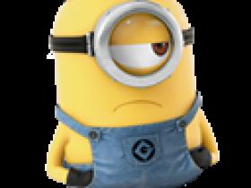 小黄人PNG图标:动画电影:卑鄙的我2