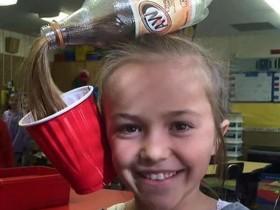 全球热图:饮料、彩虹、美人鱼这些孩子们的发型简直逆天